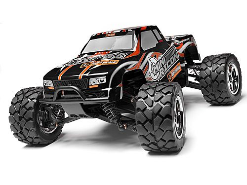 105502 HPI Mini Recon RTR With 2 4GHZ And Squad One Body Shell