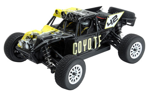 C-RMX0050 Ripmax Coyote 1/18th Buggy Truggy