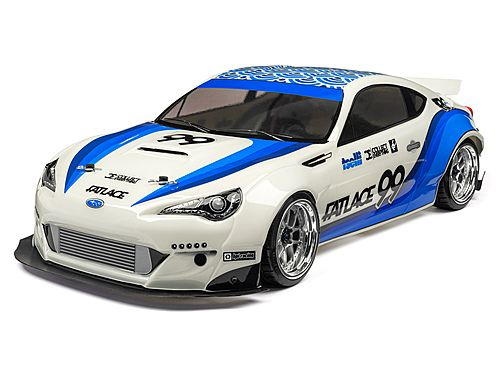 HPI 14356 - RS4 SPORT 3 DRIFT RTR WITH SUBARU BRZ BODY 1/10th