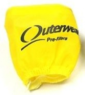 Outerwears Airfilter Pre-Cover - Yellow af279