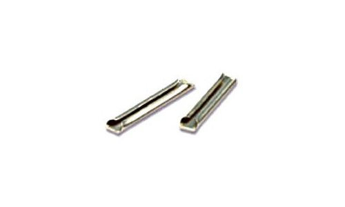 SL-10 Rail Joiners, nickel silver,