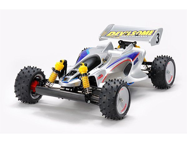 Tamiya 47367 Manta Ray 2018 1/10th Kit
