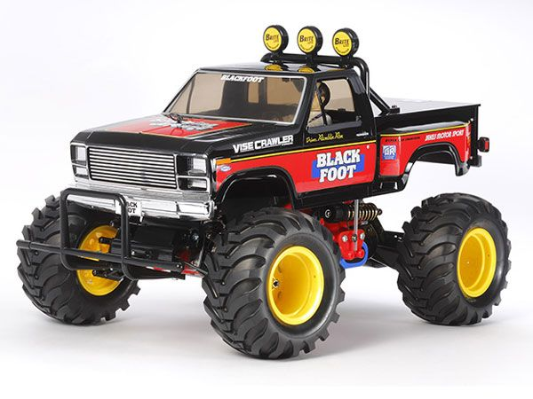 Tamiya 58633 Blackfoot 2016 1/10th Kit