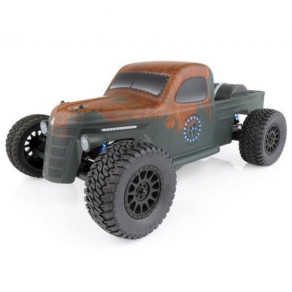 TEAM ASSOCIATED AS70019 TROPHY RAT BRUSHLESS RTR TRUCK 1/10th